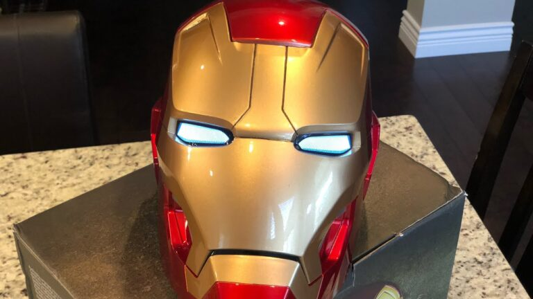 The Iron Man MK5 Helmet Review – is it worth to buy??