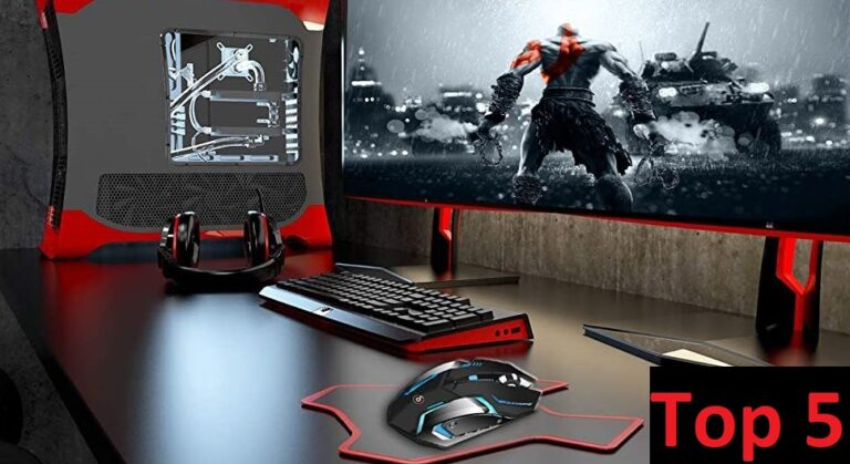 Top 5 Best Gaming Mouse under Rs 1000 in India 2021
